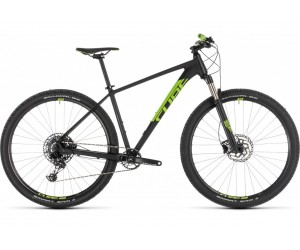 Велосипед Cube ACID EAGLE 27.5 (black´n´flashgreen) 2019 года