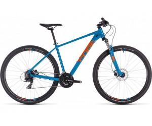 Велосипед Cube Aim PRO 29 (blue´n´orange) 2019 года