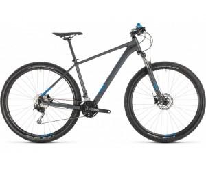 Велосипед Cube Aim SL 27.5 (iridiun´n´blue) 2019 года фото, купить, киев, запорожье