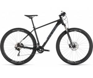Велосипед Cube Attention SL 27.5 (black´n´white) 2019 года