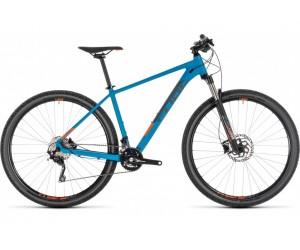 Велосипед Cube Attention SL 29 (blue´n´orange) 2019 года фото, купить, киев, запорожье