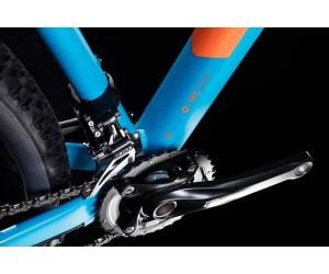 Велосипед Cube Attention SL 29 (blue´n´orange) 2019 года