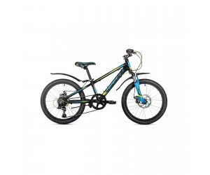Детский велосипед Spelli CROSS Boy 20 (2019 год)