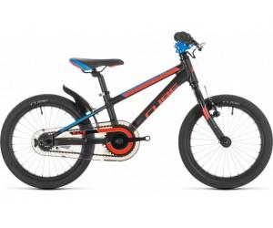 Детский велосипед Cube CUBIE 160 (black´n´red´n´blue) 2019 год фото, купить, киев, запорожье