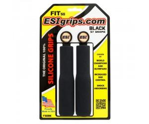 Грипсы ESI Fit SG Black (черные) фото, купить, киев, запорожье