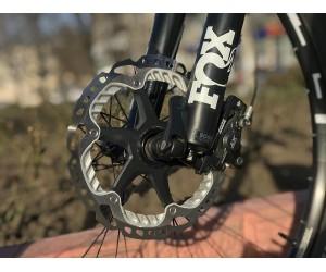 Велосипед CUBE STEREO 140 HPC SL 27.5 2018