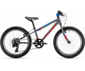 Детский велосипед Cube KID 200 (action team grey) 2019 год