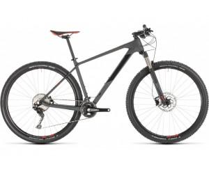 Велосипед Cube REACTION C:62 29 (iridium´n´red) 2019 года фото, купить, киев, запорожье