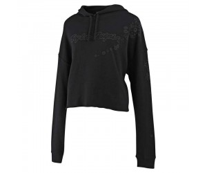 Худи WMNS TLD Signature Floral Crop Pullover [Black]