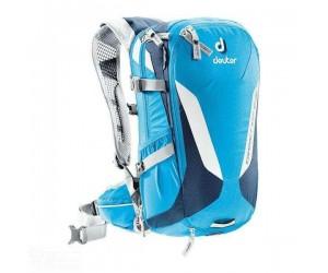 Рюкзак Deuter Compact EXP 10 SL, turquoise-midnight
