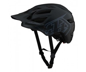 Вело шлем TLD A1 Helmet DRONE [BLACK]
