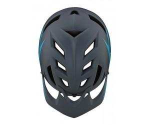 Вело шлем TLD A1 Helmet DRONE [GRAY/BLUE]