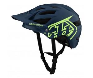 Вело шлем TLD A1 Helmet DRONE [MARINE/GREEN]
