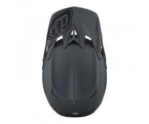 Вело шлем TLD D3 Fiberlite Helmet, [STEALTH GRAY]