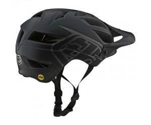 Вело шлем TLD A1 MIPS Classic [BLACK]