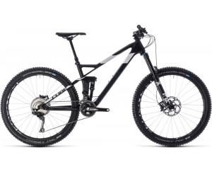 Велосипед CUBE STEREO 140 HPC SL 27.5 (L) 2018 (б/у)