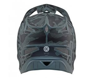 Вело шлем TLD D3 Fiberlite Speedcode [CAMO GREEN]