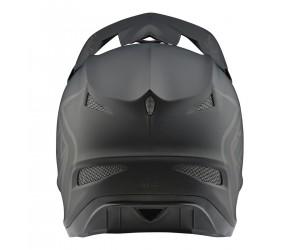 Вело шлем TLD D3 Fiberlite [Mono Black]