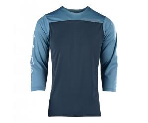Джерси TLD Ruckus Jersey BLOCK [Charcoal/Stone Blue]
