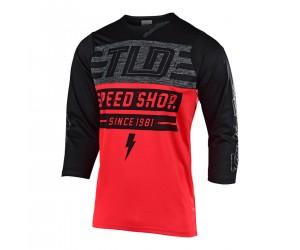 Джерси TLD Ruckus Jersey BOLT [RED / BLACK] фото, купить, киев, запорожье