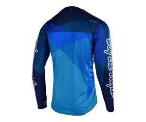 Джерси TLD Sprint Jersey JET [Ocean/Blue]