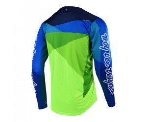 Джерси TLD Sprint Jersey JET [Yellow / Green]