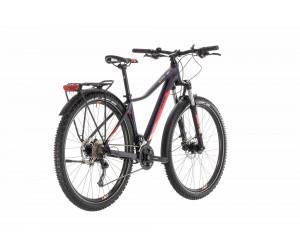 Велосипед Cube Access WS Pro Allroad (aubergine´n´rose) 2019