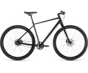 Велосипед Cube Hyde Pro (black´n´blue) 2019