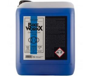 Очиститель BikeWorkX Chain Clean Star банка 5л.