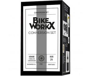 Набор для бескамерки BikeWorkX Conversion SET 27.5 фото, купить, киев, запорожье