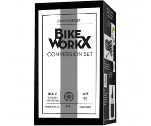 Набор для бескамерки BikeWorkX Conversion SET 26