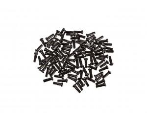Ниппели латунные DT swiss brass nipples BLACK 1.8 x 14 mm (100 шт)
