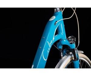 Велосипед Cube Ella Ride (blue´n´cream) Easy Entry 2019