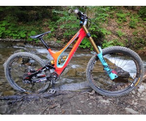 Велосипед Specialized Demo 8 carbon 2019 год (б/у)