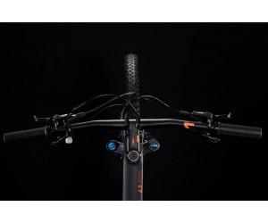 Велосипед Cube REACTION C:62 RACE 29 (carbon´n´orange) 2019 года