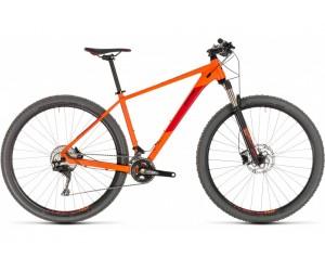 Велосипед Cube REACTION PRO 29 (orange´n´red) 2019 года фото, купить, киев, запорожье