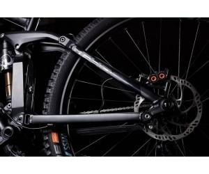 Велосипед Cube TWO15 SL (black´n´orange) 2019 год