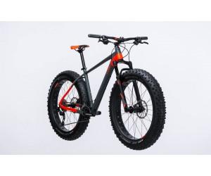 Велосипед Cube Nutrail (grey´n´flashred) 2019