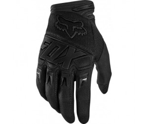 Вело перчатки FOX DIRTPAW RACE Glove Black/Black