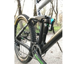 "Велосипед Cube Fritzz 180 HPA Race ""L"" (б/у)"