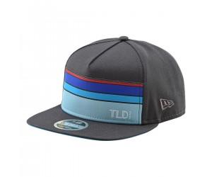 Кепка TLD Streamline Snapback Hat [GRAPHITE]