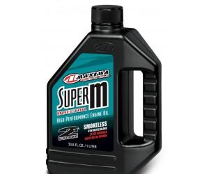 Мото масло моторное Maxima SUPER M INJECTOR