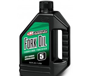 Масло для вилки Maxima FORK OIL