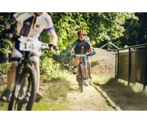 Детский велосипед Cube ACID 200 SL 20 (turquoise´n´white) 2020 год