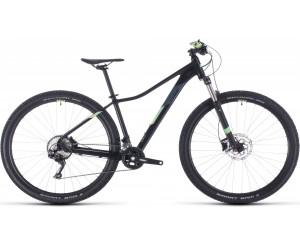 Велосипед Cube ACCESS WS RACE 27.5 (black´n´green) 2020