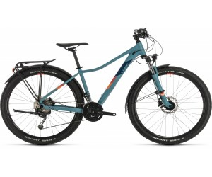 Велосипед Cube ACCESS WS PRO ALLROAD 29 (greyblue´n´apricot) 2020