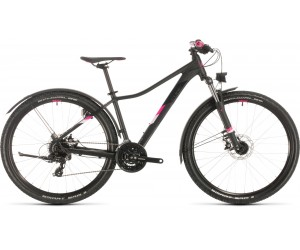 Велосипед Cube ACCESS WS ALLROAD 27.5 (black´n´berry) 2020