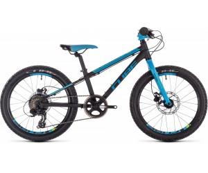 Детский велосипед Cube ACCESS 200 DISC 20 (black´n´blue´n´kiwi) 2020 год
