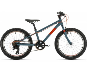 Детский велосипед Cube ACID 200 20 (grey´n´orange) 2020 год