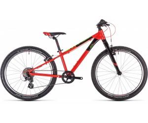 Детский велосипед Cube ACID 240 SL 24 (red´n´green´n´black) 2020 год